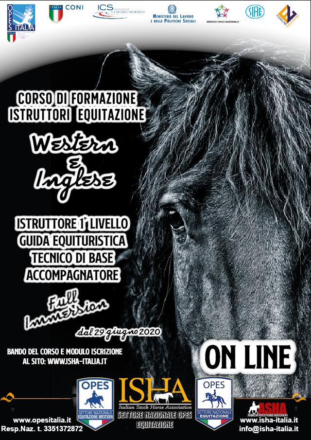 Corso Istruttori 1 ° incontro ON LINE @ ON LINE