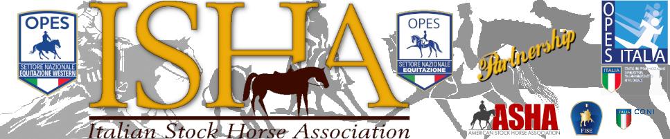 ISHA – Italian Stock Horse Association - Settore Equitazione OPES Italia